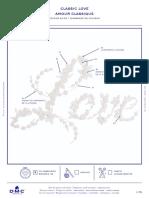 Https Www.dmc.Com Media Dmc Com Patterns PDF PAT0982 Words and Wreaths - Classic LovePAT0982
