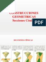 Clase 11 Secciones Conicas