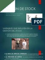 Gestión de Stock