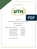 Trabajo II parcial planeacion y control