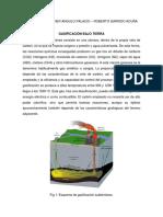 Gasificacion subterranea