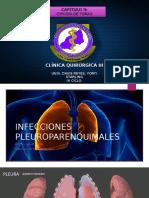 INFECCIONES PLEUROPARENQUIMALES