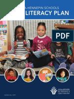 local literacy plan