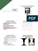 Basics of Psychology 2