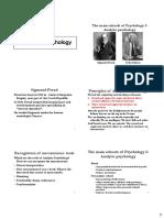 Basics of Psychology 3
