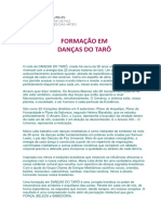 formacao dancas do tarot