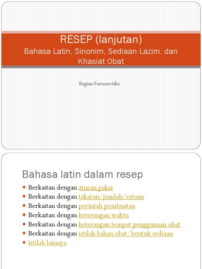 Resep 2 New