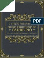 E-book - Santo Rosario Dos Filhos Protegidos Do Padre Pio