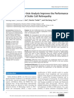 Differential Artery-Vein Analysis Improves the Performance of OCTA Staging of Sickle Cell Retinopathy.