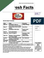 Fresh Facts June 2019