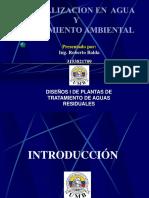 PRESENTACIONES TRATAMIENTO DE AGUAS RESIDUALES