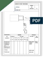 Contrat de Phase Previsionnel