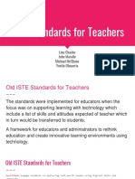 iste standards new vs
