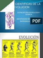 1. TEORÍAS EVOLUTIVAS