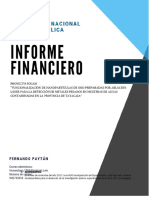 Informe Financiero 05-07-19