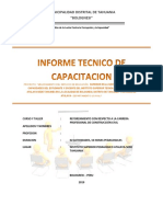 04. INFORME N°01 CAPACITADOR 04
