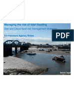Scarborough Symposium - Environment Agency Wales, Dee and Clwyd Strategies