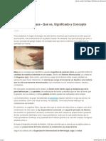 Definición de masa - Qué es, Significado y Concepto.pdf