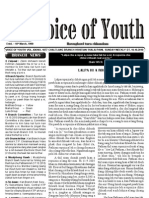 D Voice of Youth 10.2010 October