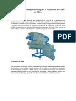 Tecnología de última generación para la extracción de Aceite de Oliva.docx