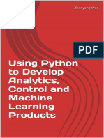Using Python to Develop Analytics, Control and Machine Learning Products.pdf