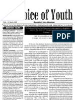 D Voice of Youth 24.2010 October