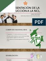 Presentación Inducción NCL