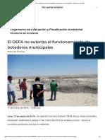 El OEFA no autoriza el funcionamiento de botaderos municipales _ Gobierno del Perú.pdf