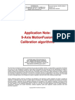 AppNote - 9-Axis MotionFusion and Calibration Algorithms.pdf
