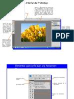 Partes de La Interface de Photoshop
