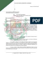 OFICIO Nº 052 - A ÓRGANO DE CONTROL INSTITUCIONAL - ACCIONES PARA MITIGAR RIESGO.doc