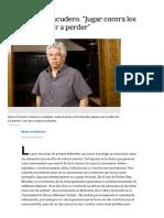 Walter Sosa Escudero. _Jugar contra los algoritmos es ir a perder_ - LA NACION.pdf