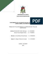 CONOCIMIENTO DE LOS ANTIBIOTICOS EN ODONTOLOGOS.pdf
