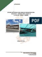 I.E EL SUR ESTUDIO DE SUELOS Y TOPOGRAFIA  -Informe Estudio Geotécnico I.E. SUR.pdf