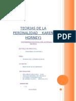 informe de TEORIAS DE LA PERONALIDAD    KAREN HORNEY.docx