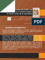 Las mujeres rurales de la RBV.pptx