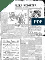 Eureka [Utah] Reporter July- Dec 1912