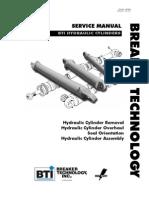 Hydraulic Cylinder Service