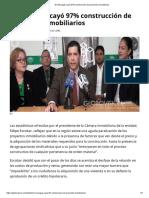 En Monagas cayó 97% construcción de proyectos inmobiliarios.pdf