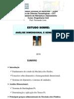6. Análise Dimensional e SEMELHANÇA.pdf