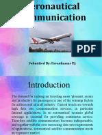 Aeronautical Communication