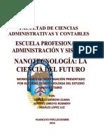 monografia nanotecnologia  la ciencia del futuro.docx
