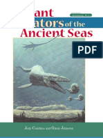 Giant Predators of the Ancient Seas by Ginny Johnston and Judy Cutchins