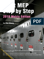 Revit MEP Step by Step 2019 Metric Edition - Lu-Yen Chang