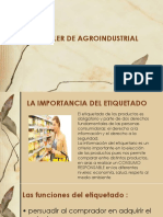 Taller de Agroindustrial