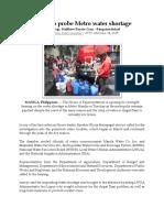 House to probe Metro water shortage.docx