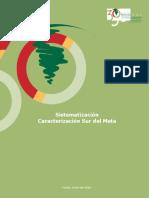 2016.06.14Sistematización. Caracterización Sur del Meta.docx