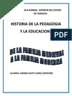 Historia de la Pedagogia y La educacion  actividad 1.docx