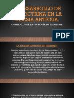 El desarrollo de la doctrina en la iglesia.pptx