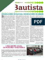 AÑO 13 EDICIÓN Nº 6 PDF EL BAUTISTA